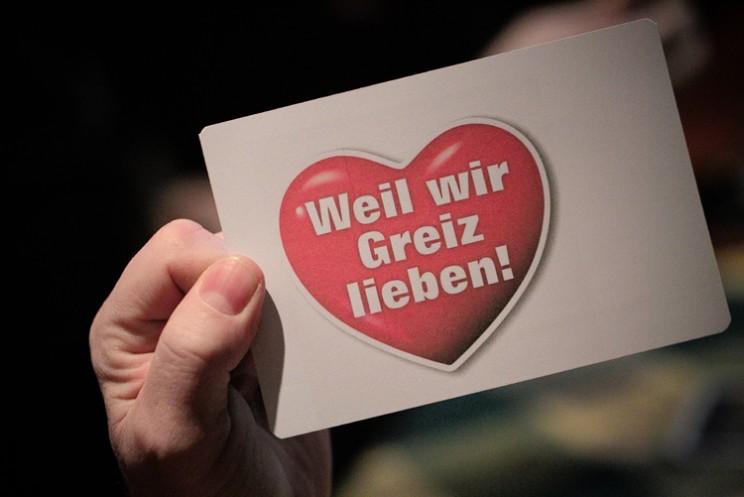 Greizer Geplauder #10 mit Ralf König – Ankündigung