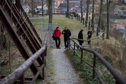 Schlossbergbegehung