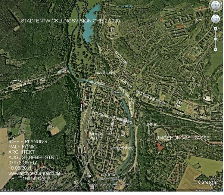Stadtentwicklungsvision Greiz - Ralf König
